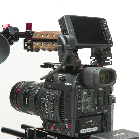 Zacuto Accessories for the Canon C200